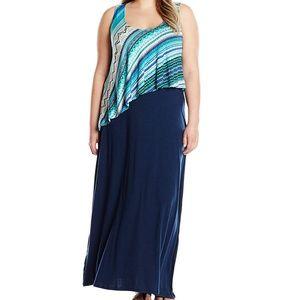 Dresses & Skirts - Allison Brittney Plus Size Scoop-Neck Tank Dress